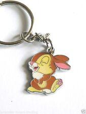 DISNEY THUMPER RABBIT KEYRING/Keychain/bag charm/bambi/gift