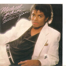 MICHAEL JACKSON  - BILLIE JEAN - SOLO COPERTINA - ONLY COVER - EX