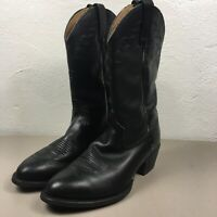 ARIAT 4LR Sedona Cowboy Western Black Leather Boots Mens 9EE  Style 34601