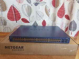Netgear GS748TS - Smart Gigabit Ethernet Switch