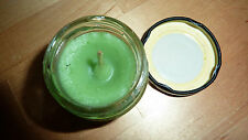 ARRAN Aromatics Candle Green Tea Apple Scented HARMONISING Mini Chic Gift RARE!!