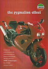Laverda 668 Twin - Original 1996 Single-Page Vintage Motorcycle Magazine Advert