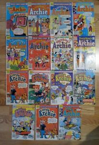 Everything's Archie, Little Archie, more..set of 15 Archie Comics