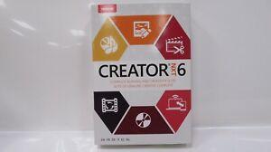 Roxio Creator NXT 6 - 1-User, Boxed ( RNRNXT6MLMBAM, 735163151725 )
