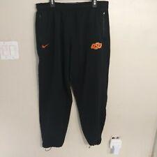 Nike Mens Thermafit OSU Sweatpants size 2XL XXL Black