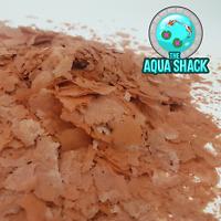 Brine Shrimp Artemia Flake Premium Fish Food Aquarium Tropical Marine Coldwater