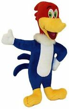 "MULTIPET WOODY WOODPECKER 11"" PLUSH LAUGHING DOG TOY NEW. FREE SHIPPING TO USA"