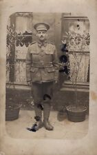 WW1 soldier Private 5th Battalion the Kings Liverpool Regiment in France