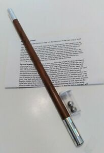 Vintage Magic Trick - R & R Magical Wand , Newton's Nightmare Outdone, Copper