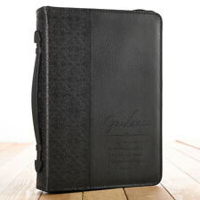 Guidance Black Large Proverb 3:6 Bible Cover