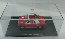 1:24 Auto Vintage Deluxe Autobianchi Bianchina Trasformabile (1958)