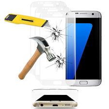 3x Films en VERRE Trempé Bord Incurvé Resistant Samsung Galaxy S7 edge G935F