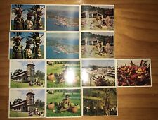 "Vinatge Nabisco Trading Cards ""New Guinea The Last Frontier"" 13 Cards"