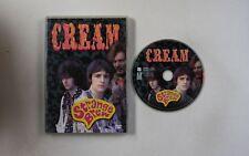 Cream Strange Brew EU DVD 2003 Eric Clapton Jack Bruce Ginger Baker