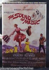 "The Sound of Music Movie Poster 2"" X 3"" Fridge / Locker Magnet. Julie Andrews"
