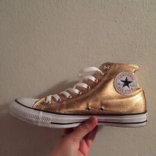 Converse All Star Metallizzate Oro 41.5