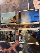 2020 Topps Star Wars Rise Of Skywalker Series 2 Complete White Base Set 1-100