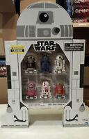 Star Wars Black Series Astromech Droid Pack 6 Droids NEW R2-A5 Jabba's Bartender