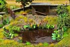 NOCH HO SCALE 1/87 ASSORTED PLANTS (17)   BN   14052
