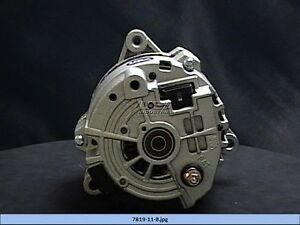 FACTORY RE-MANUFACTURED Alternator USA Industries 7819-11 WITH FACTORY WARRANTY
