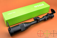 Freeship FITCO 3-9x50AO R/G Turrets W/Lock/Reset Mil Dot Hunting Rifle Scopes