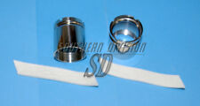 97-0390 H390 pre unit Triumph 1946-59 stainless steel fork oil seal holders pair
