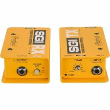 Radial SGI Studio Guitar Interface w/ TX, RX Modules NEW! Free 2-Day Delivery!