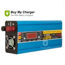 Intelligent 24V 20A Full Auto Digital Display Car Battery Charger &Engine Starts
