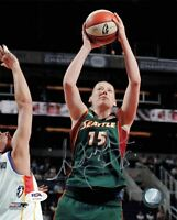 Lauren Jackson Signed WNBA 8x10 photo PSA/DNA Autographed Seattle Storm