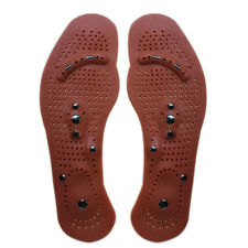 New Therapy Magnet Health Care Foot Massage Insoles Men/ Women Shoe Comfort Pads