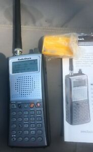RadioShack Pro-164 Triple Trunking Handheld  PRO 20-164  Scanner Complete