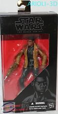 "STAR WARS THE FORCE AWAKENS BLACK SERIES 6"" FINN (JAKKU) ACTION FIGURE HASBRO E7"