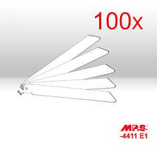 MPS 4411 E1 lames de scie alternative Lame de scie Tiger métal 100 pièce 150 mm