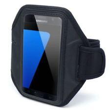 Fundas y carcasas Para Samsung Galaxy S7 color principal negro de neopreno para teléfonos móviles y PDAs