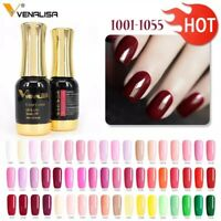 Venalisa Gel Polish Gold Bottle Long Lasting Salon Color Coat Soak Off UV & LED