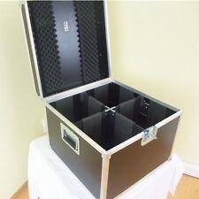 Scheinwerfer-Transport-Koffer-Case für 4 x PAR-64 Spot kurz 51x51x41cm ROADINGER