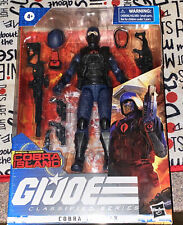 Hasbro GI Joe Classified Cobra Trooper Cobra Island Target black collar Variant