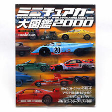 THE GREAT PICTORIAL OF WORLD MINIATURE CARS 2000 Car, Truck etc