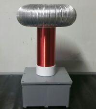 Tesla Coil - Floating Resonance upto 170VDC
