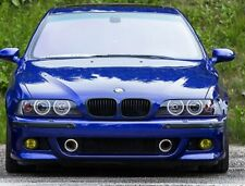 Front Bumper Grill with Gray Air Ducts for M5 MSport BMW E39 Mesh with Vents