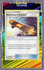 Skateboard Evasion - SL05:Ultra Prisme - 122/156 - Carte Pokemon Neuve Française
