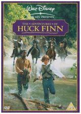 The Adventures Of Huck Finn (Elijah Wood Robbie Coltrane Disney) DVD R4