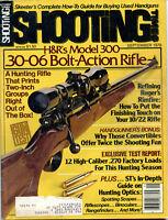 SHOOTING TIMES Magazine September 1979 H&R's .30-06 Model 300 Bolt-Action Rifle
