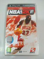 NBA 2K11 Michael Jordan - Juego PSP PlayStation Edicion Española - 3T