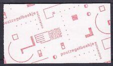 Niederlande MH 44 ** PB 43 a Markenheftchen, postfrisch, Booklet, MNH