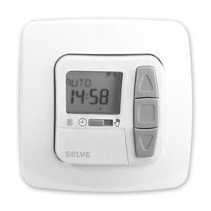 i-Timer Plus SELVE Zeitschaltuhr Astroschutz Sonnenschutz Dämmerungsfunktion