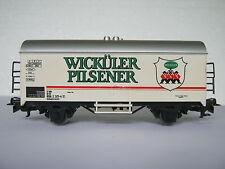 Märklin HO 4422 Bierwagen Wicküler Pilsener (RG/RU/198-6S3/5/7)