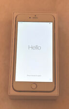 Apple iPhone 6 Plus 64GB Gold Carrier Unlocked A1522 GSM Accessories Included