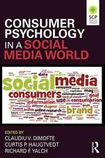 Consumer Psychology in a Social Media World, , Good Book