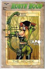 Grimm Fairy Tales Robyn Hood - Tarot #1 Cover C NM Zenescope Comic - Vault 35